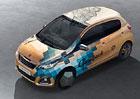 Peugeot 108 Tattoo: Kolínský lvíček s kérkou