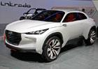 Hyundai HED-9 Intrado: Korejsko-německý atlet naživo