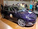 Peugeot 308 zvítězil v evropské anketě Auto roku 2014