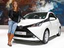 Eva Samkov� se v �enev� stala majitelkou Toyoty Aygo