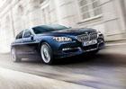 Alpina B6 Gran Coupe jede a� 318 km/h a na stovku zrychl� za 3,9 s