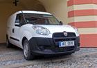 Test: Fiat Doblo Maxi Natural Power - Nejúspornější