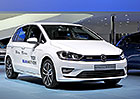 VW Golf Sportsvan: Úsporný TDI BlueMotion má spotřebu 3,6 l/100 km