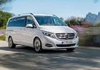 Mercedes-Benz V stojí od 1,057 milionu Kč s DPH
