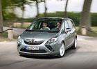 Opel Zafira Tourer nyní s 1.6 Turbo (147 kW) a systémem IntelliLink