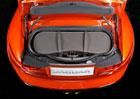 Jaguar F-Type dostal luxusní kufr na míru od firmy Moynat