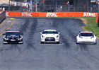 Video: Nissan GT-R NISMO GT3 vs. Leaf NISMO RC vs. Altima V8 Supercars