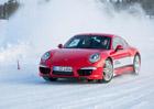 Porsche Winter Experience: Jak se stát lepším řidičem