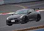 Nissan GT-R s N-Attack paketem testuje na Fuji