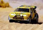 Peugeot se vrátí na Dakar. S dvoukolkou a Sainzem!