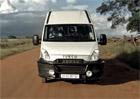 Iveco Daily jako nové po 1 milionu km ujetých v Africe (+video)