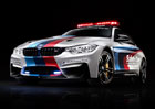 Nový safety car pro MotoGP: BMW M4 (+video)