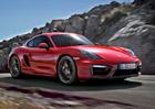Porsche Boxster GTS a Cayman GTS: Ostřejší design a 15 koní navíc