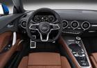 Audi TT podrobně: Detailní pohled na novou generaci