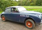 Závodní Jaguar po Pink Floyd je na prodej