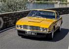 Aston Martin DBS V8 ze seriálu The Persuaders! míři do aukce