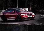 BMW testuje M Lap Timer na okruhu Brands Hatch