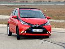 Toyota Aygo: První jízdní dojmy