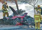 Smrtelná nehoda Paula Walkera: Porsche Carrera GT havarovalo ve 150 km/h
