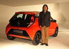 Rozhovor: Nobuo Nakamura, tvůrce Toyoty Aygo