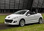 Otevřený Peugeot 208 dostane klasickou plátěnou střechu