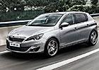 Peugeot 308 už umí česky, přidají se i další modely