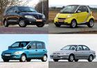 10 aut, kvůli kterým netruchlíme