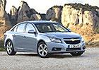 GM zastavilo prodej Chevroletu Cruze s motorem 1.4 Turbo