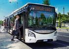 Iveco Bus Urbanway: Více cestujících