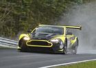 Aston Martin se připravuje na 24 hodin Nürburgringu