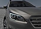 Nové Subaru Outback se odhaluje na prvním snímku