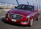 Cadillac CTS: Pro Evropu s dvoulitrovým turbem, v ČR od 1,29 mil. korun