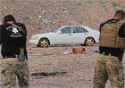 Video: Neprůstřelný Mercedes-Benz S samopalu neodolá
