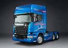Scania Blue Stream pro milovníky specialit