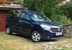 Test: Dacia Dokker Kombi 1.6 MPI - Dvojí upgrade