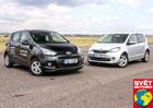 Hyundai i10 1.0i vs. Škoda Citigo 1.0 MPI – Miniatury
