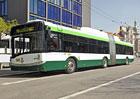 Škoda Electric dodá trolejbusy do Ustí nad Labem a Opavy