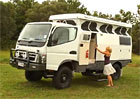 Fuso FG 4x4 EarthCruiser je tak trochu jiný karavan (+video)