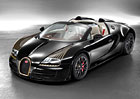 Bugatti Veyron Grand Sport Vitesse Black Bess: Pátá legenda