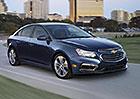 Chevrolet Cruze 2015: Modernizace pro druhý americký poločas