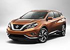 Nissan Murano 2015: Zhmotněná Resonance