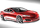 Saleen: Výrobce superaut upraví elektrosedan Tesla Model S