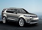 Land Rover Discovery 2016: Lehčí a kvalitnější