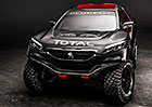 Peugeot 2008 DKR: Lev pro Dakar oficiálně