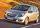 Opely Meriva a Zafira nahradí dva crossovery