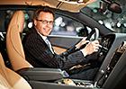 Wolfgang Dürheimer se vrací na pozici šéfa Bentley