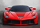 Ferrari LaFerrari Spider: Vznikne jen 10 kusů otevřeného hybridu?
