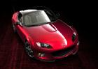 Mazda MX-5 ve speciální edici k 25. výročí