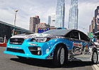 Subaru WRX STI GRC: Nová zbraň Plejád míří do rallyekrosu