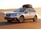 Subaru Outback 2015: Pátá generace sportovně-užitkového kombi je tu oficiálně